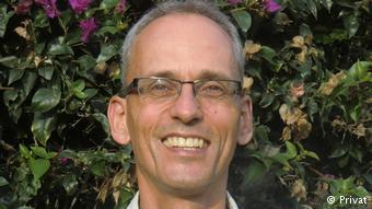 Frank Herrmann, autor y experto en turismo sostenible.