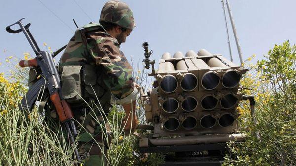 Los misiles tienen un alcance de casi 500 kilómetros (AP)