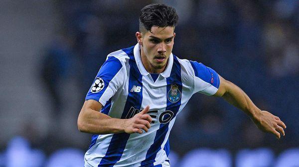 André Silva tiene 21 años y ya convirtió 4 goles en 3 partidos con el seleccionado de Portugal (Getty)