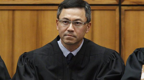 Juez federal Theodore D. Chuang de Maryland (AFP)
