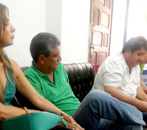 EXGOBERNADOR DE BENI ERNESTO SUÁREZ SATTORI.