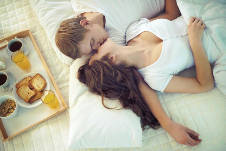 7 ventajas del sexo por la mañana 8