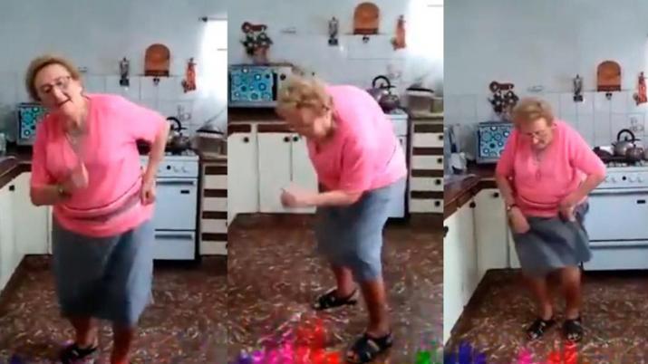 Chispita, la abuela cumbiera