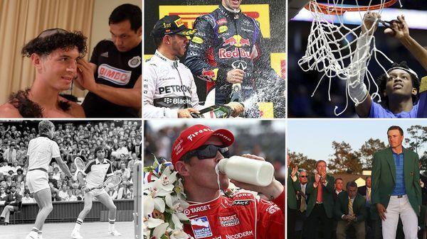 Pocos conocen la historia de estas seis tradiciones del deporte