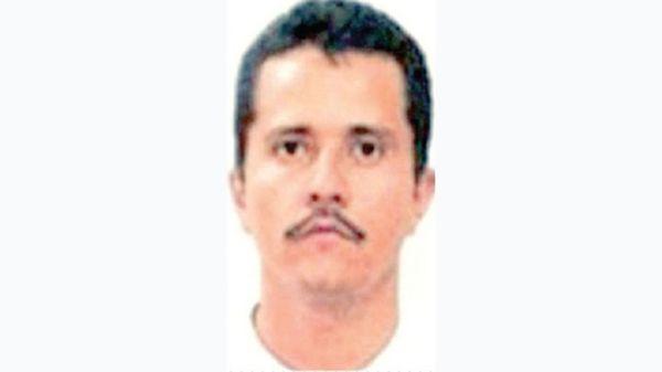 """Rubén """"Mencho"""" Oseguera Cervantes"""