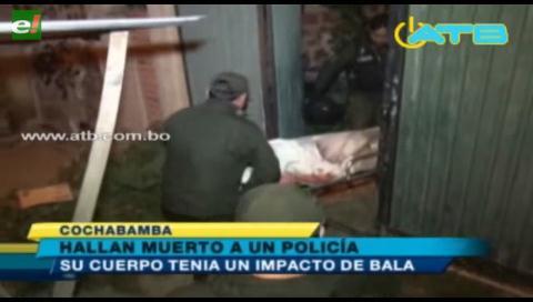 Encuentran muerto a un policía en su domicilio