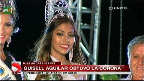 La ciudadela Andrés Ibáñez eligió a sus representantes de belleza