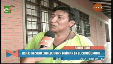 Santa Cruz: Federación de Trufis prepara un cabildo