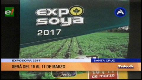 Exposoya se realizará del 10 al 11 de marzo