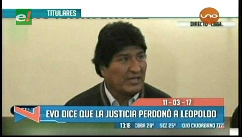 Video titulares de noticias de TV – Bolivia, mediodía del sábado 11 de marzo de 2017