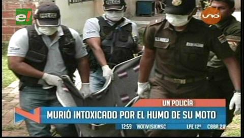 Encuentran muerto a un policía en su habitación
