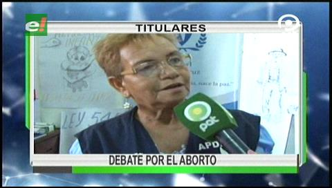 Video titulares de noticias de TV – Bolivia, noche del lunes 13 de marzo de 2017