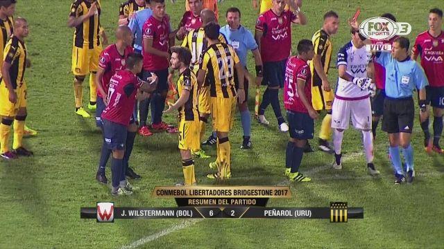 Mayores victorias de clubes bolivianos en Conmebol Libertadores Bridgestone