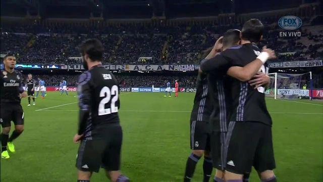 """Ramos hace de Cristiano Ronaldo"""