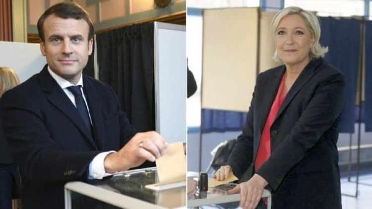 Los candidatos votaron temprano en sus feudos locales