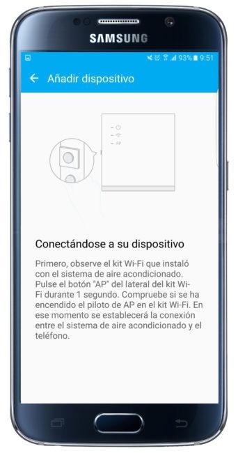 Asistente Samsung Smart Home