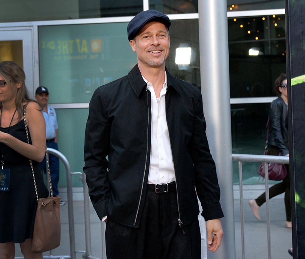 Brad Pitt, The Lost City of Z