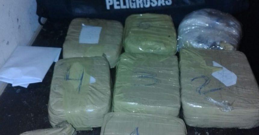Resultado de imagen de kilos de cocaina y marihuana