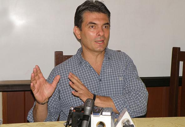 Resultado de imagen de Alcalde de Tarija,