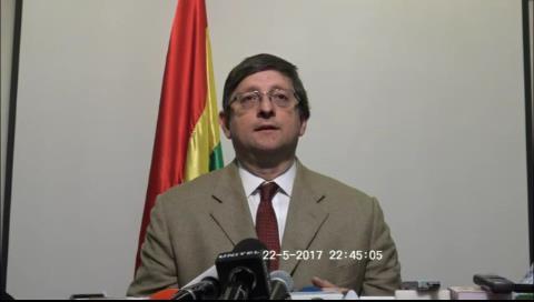 "Senador Ortiz critica lo que califica de un ""fallo arreglado"" contra Zapata"