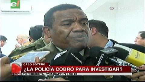 Muerte de empresario soyero: Comandante de la Policía instruye investigación por un supuesto cobro