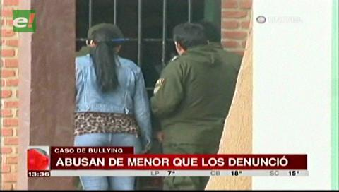 Menor denuncia a jóvenes de bullying y estos la abusan en venganza