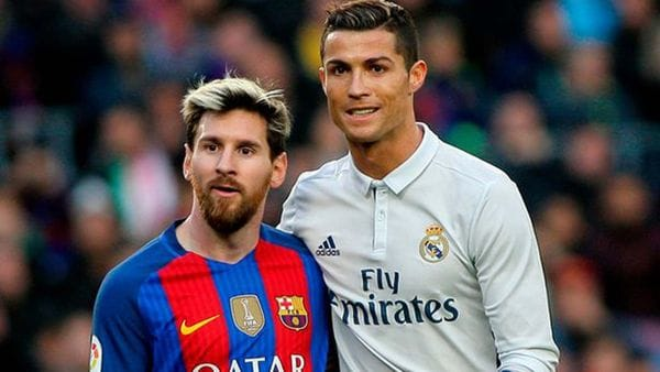 "Ronaldo aseguró que Messi es un ""crack"""