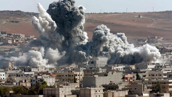 Las armas químicas utilizadas contra la oposición fueron desarrolladas por Al Assad con la excusa de tener un elemento de disuasión en una guerra contra Israel para recuperar los Altos del Golán