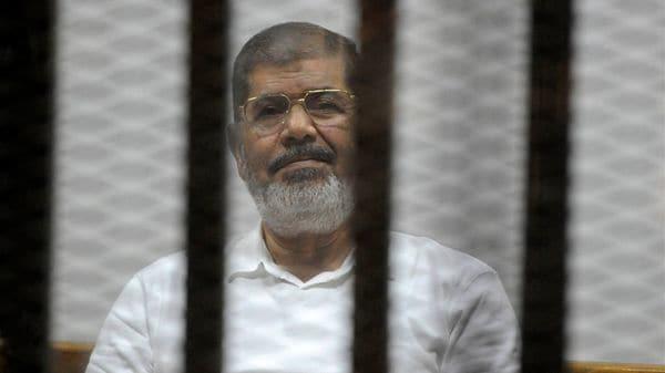 Mohammed Morsi, presidente electo de Egipto derrocado por los militares en 2013 (Reuters)