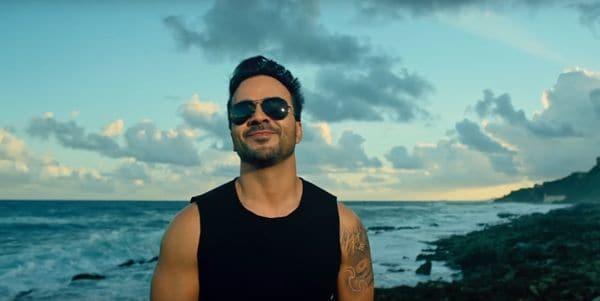 """El tema """"Despacito"""" tiene un dominio absoluto de las listas de música latina, con posiciones top en el Hot Latin Songs, Latin Digital Song Sales y Latin Streaming Songs"""