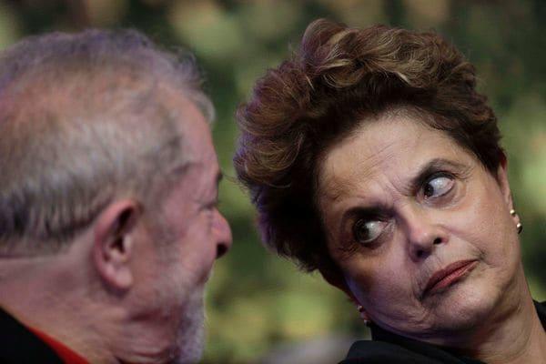 Lula y Dilma. (REUTERS)