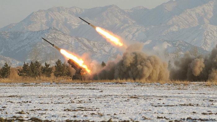 Atomtests in Nordkorea (picture-alliance/dpa)
