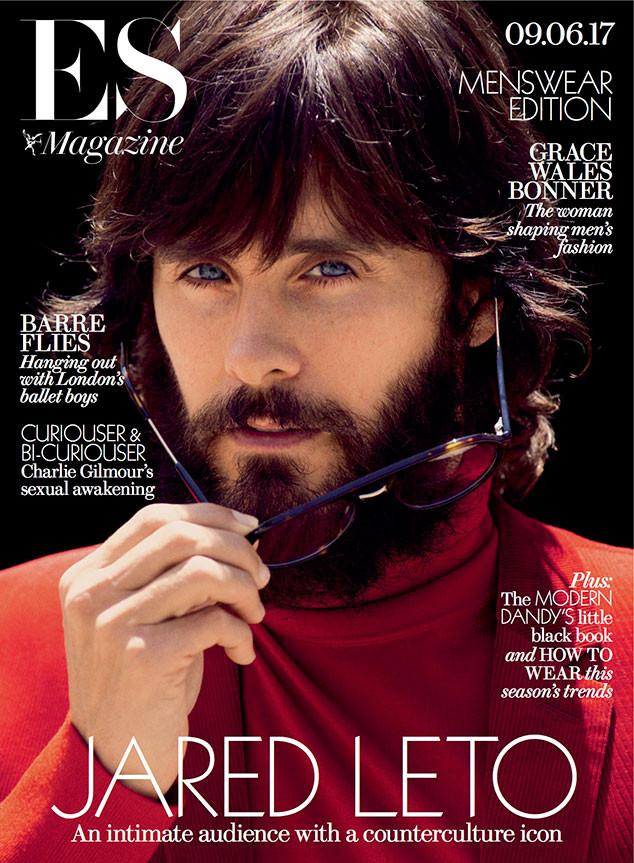 Jared Leto, ES Magazine