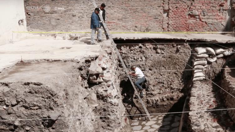 México: Descubren templo y un juego de pelota donde los perdedores eran sacrificados a los dioses