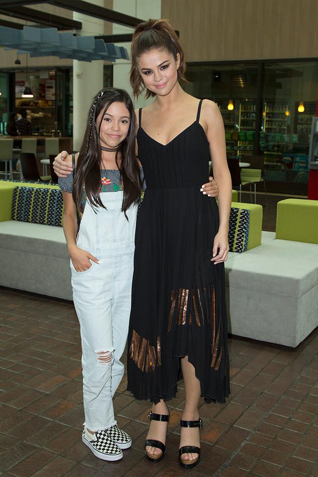 Selena Gomez, Jenna Ortega, Radio Disney