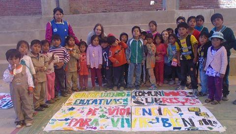 Resultado de imagen de diomas iniciarán proceso de enseñanza para niños trabajadores de Chuquisaca