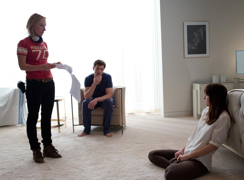 50 Shades of Grey, Fifty Shades of Grey, Jamie Dornan, Dakota Johnson, Sam Taylor-Johnson