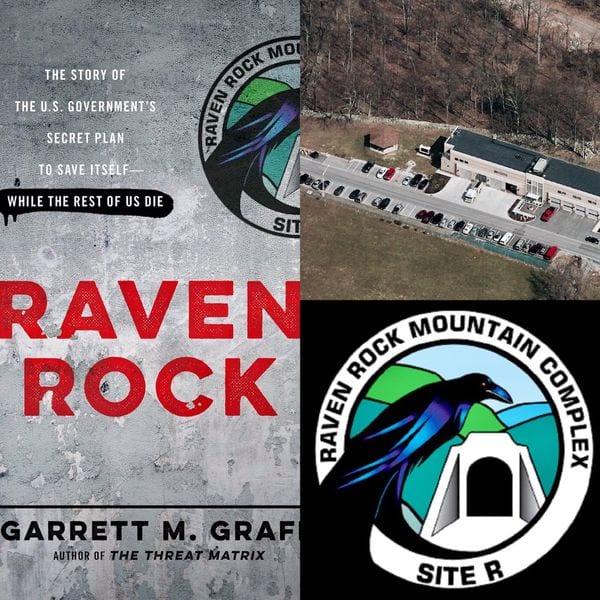 El búnker de Raven Rock en Carolina del Norte ha inspirado diversas publicaciones debido en parte al hermetismo en torno al complejo