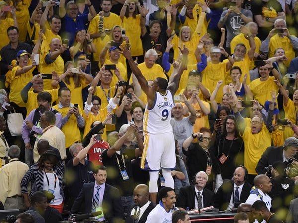 Los Warriors ganaron 4-1 la serie final