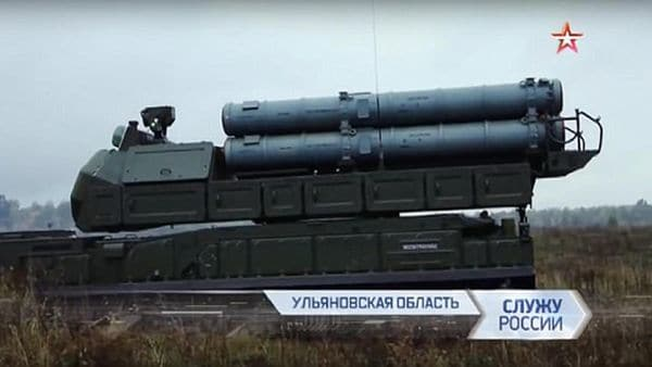 Rusia desplegó su sistema de defensa antimisiles Buk-M3 en Siberia