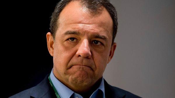 Sergio Cabral fue condenado a más de 14 años de prisión por corrupción (Getty)