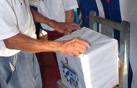 Cuba. Comicios para elegir a los delegados a las asambleas municipales en octubre. Foto: Cubadebate