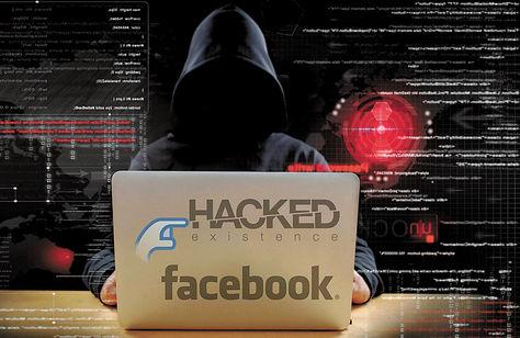 Hackeo de una cuenta de facebook.