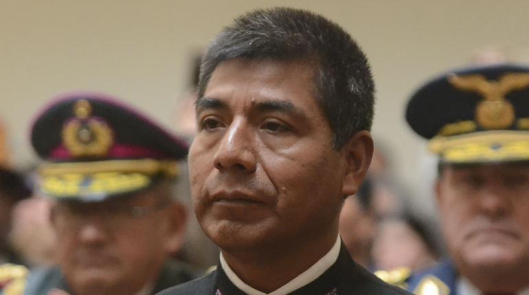 Resultado de imagen de El canciller boliviano, Fernando Huanacuni