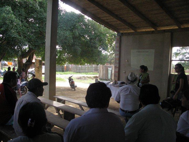Resultado de imagen de prevenir la violencia en Beni