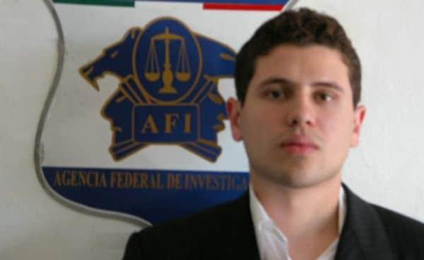 Iván Archivaldo Guzmán Salazar, uno de los hijos de El Chapo.