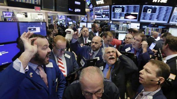 Wall Street amaneció al alza este lunes(AP)