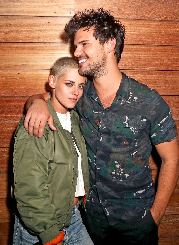 Instagram, Kristen Stewart, Taylor Lautner