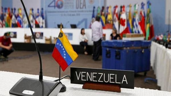 Venezuela confirmó que participará en la reunión de la OEA