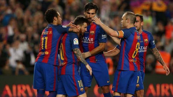 Una de las figuras del Barcelona podría emigrar al Manchester City (Reuters)